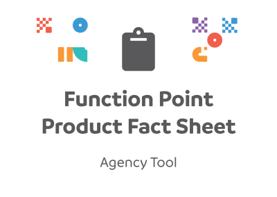 Function Point Product Fact Sheet